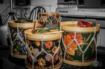 Brazilian Drumming Workshop