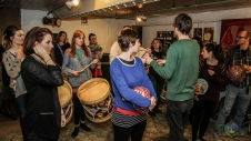 Maracatu Drumming Workshop