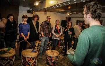 Corporate Drumming Workshop