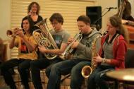 Horn section, Bath.