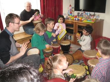 Childrens Birthday Party, Bristol.