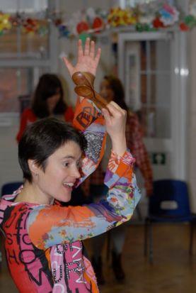 Jo May Percussion Teacher