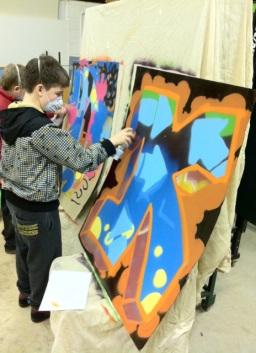 Graffiti Workshop