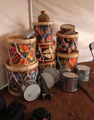 A selection of our beautiful instruments